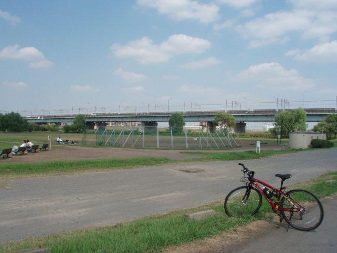 荒川戸田橋