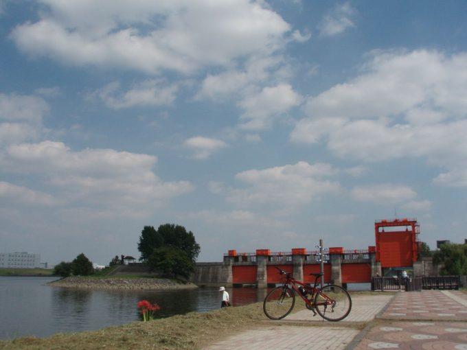 荒川旧岩淵水門