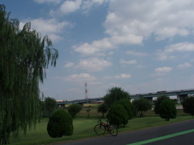 荒川鹿浜橋
