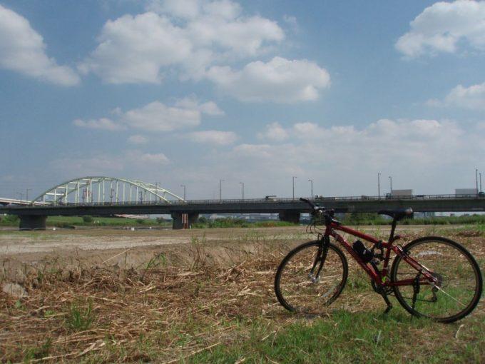 荒川江北橋