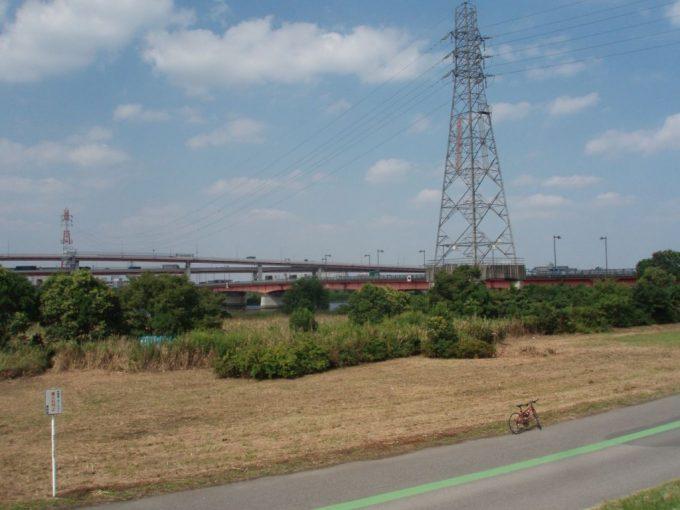 荒川西新井橋