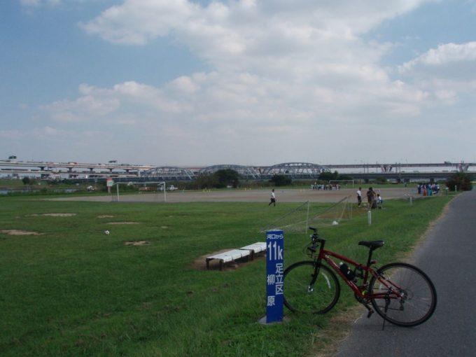 荒川京成本線鉄橋・堀切橋