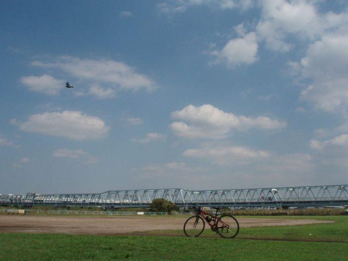 京成押上線鉄橋