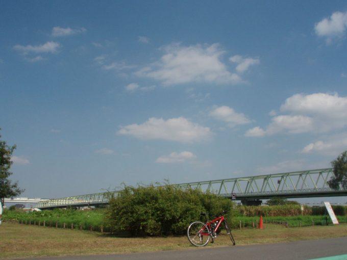 荒川木根川橋