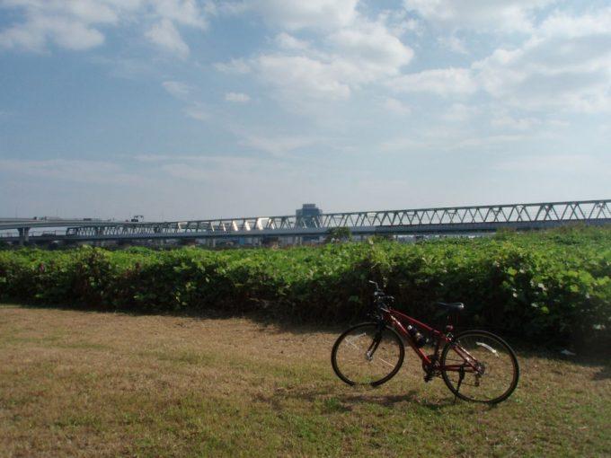 荒川都営新宿線鉄橋