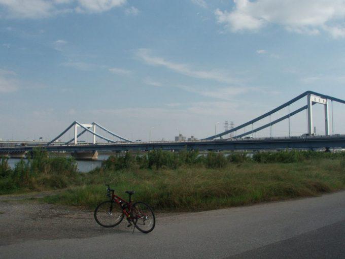 荒川葛西橋