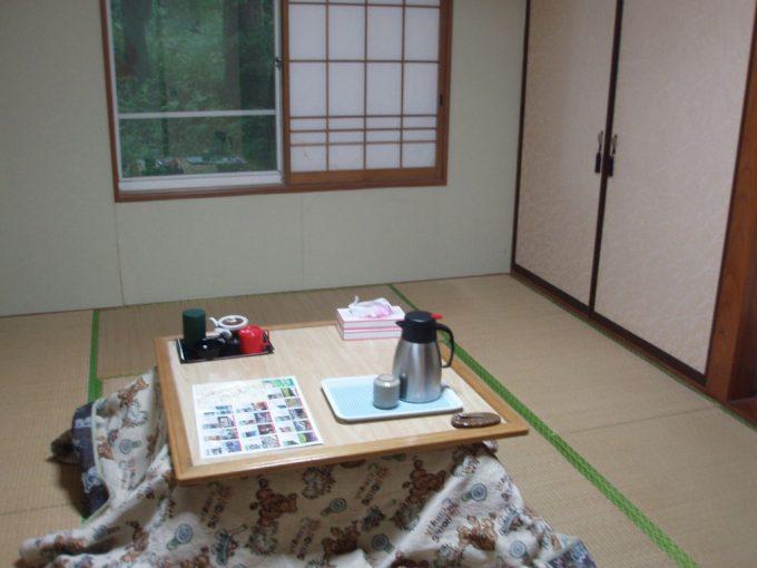 太郎温泉山宿観峰和室