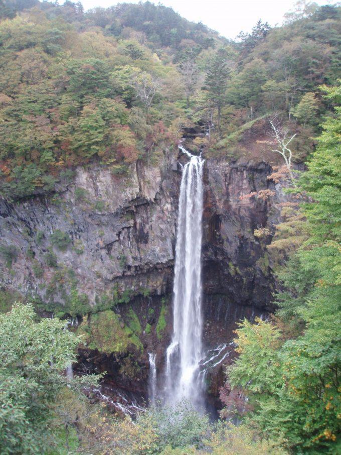 日本三大瀑布華厳の滝