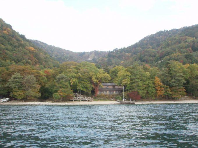 中禅寺湖畔外国大使館の別荘