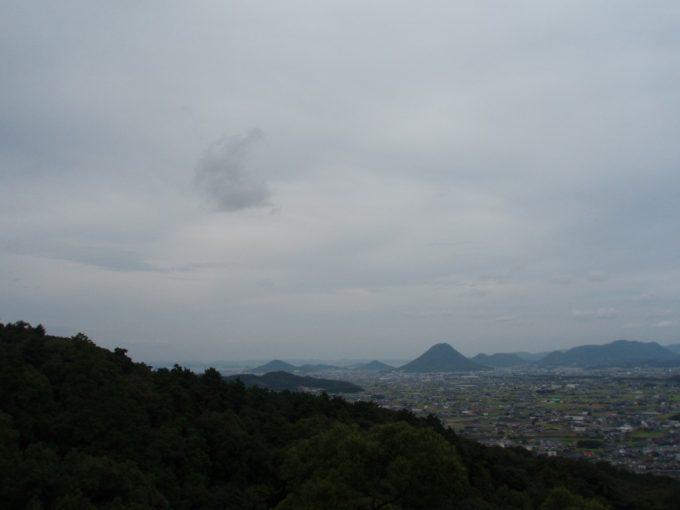 こんぴらさんからの讃岐富士