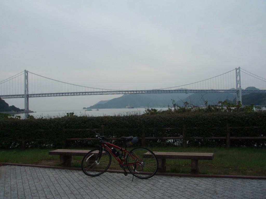 しまなみ海道因島大橋