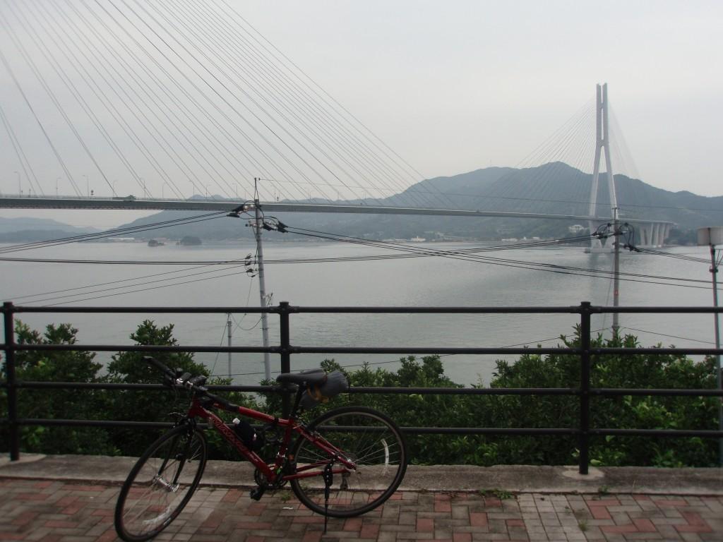 しまなみ海道多々良大橋