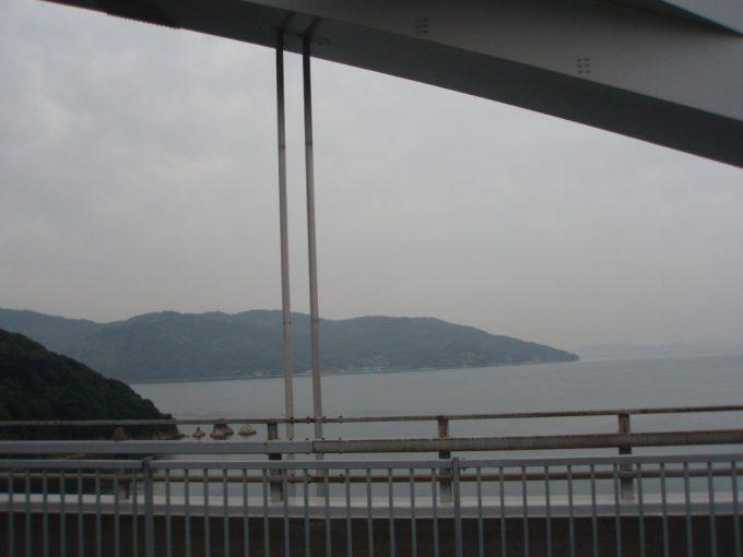 大三島橋からの眺め