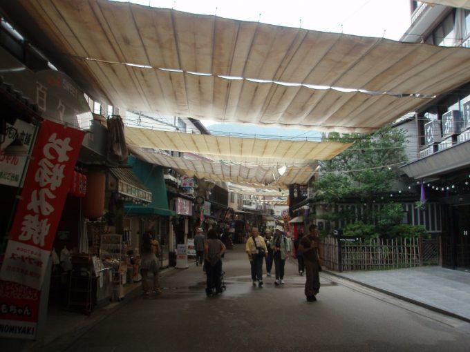 宮島の参道