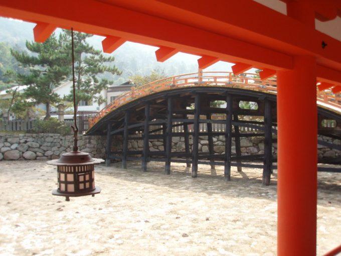 厳島神社太鼓橋