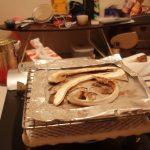 土鍋で炊く松茸ご飯