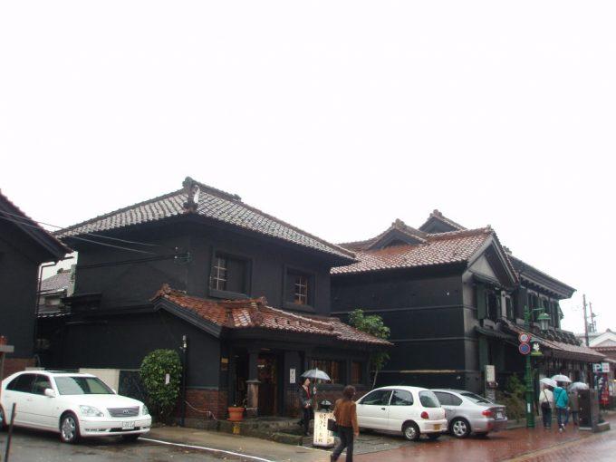 古きよき会津若松の街
