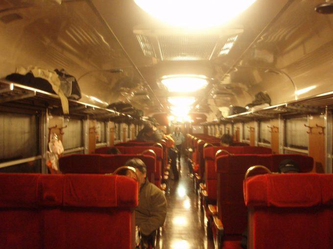 12系夜汽車の風情