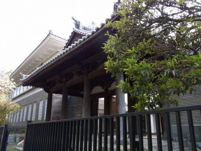 歴史ある東京芸術大学の建物