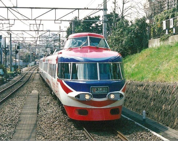 フィルムカメラ小田急電鉄70周年記念NSE3100形ゆめ70