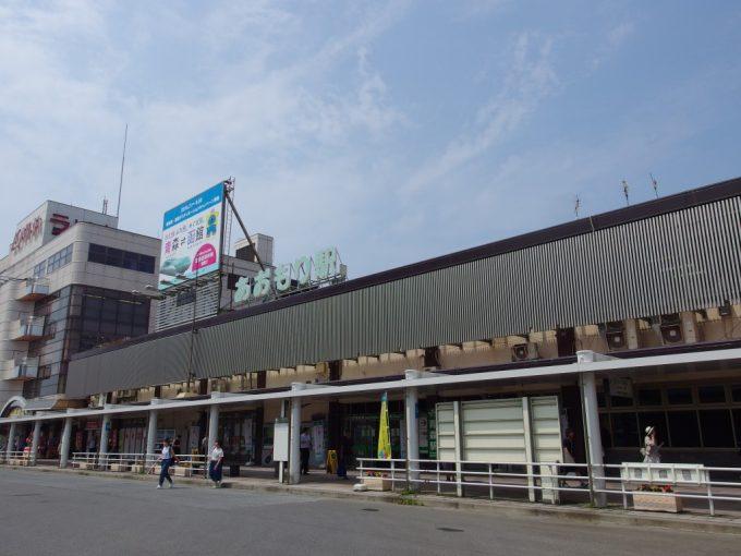 夏の青森駅