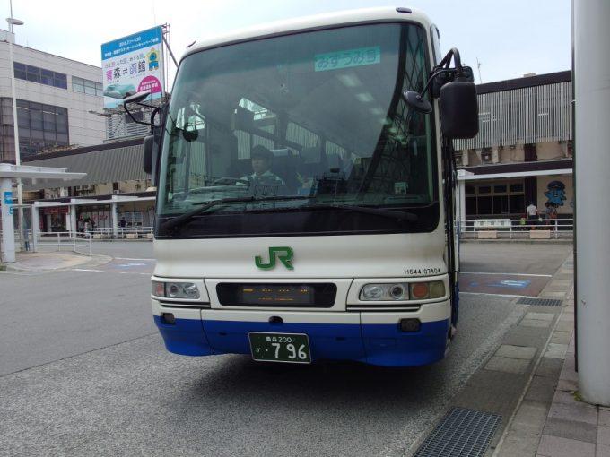 JRバス東北みずうみ号