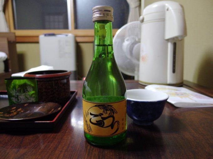 純米酒ごっつり