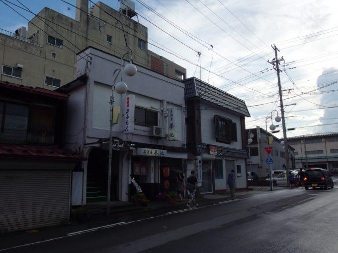 弘前津軽郷土料理居酒屋夢地