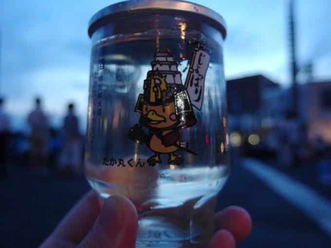 弘前たか丸君ワンカップ