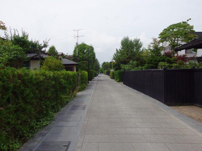 弘前市仲町重要伝統的建造物群保存地区