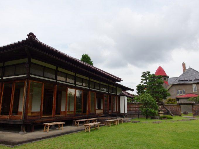 弘前藤田記念庭園和館