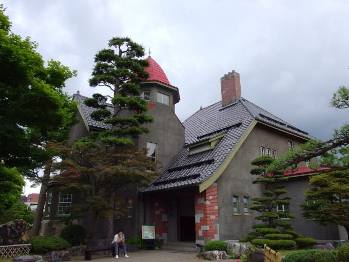 弘前藤田記念庭園洋館