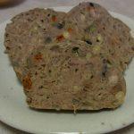 パテドカンパーニュ・野菜のバルサミコマリネ・マッシュルームのダブルチーズパスタ