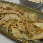 梅塩麹しょうが焼き・厚揚げの塩麹麻婆風・すき焼き風コンビーフの山椒煮・はも板の梅からし和え