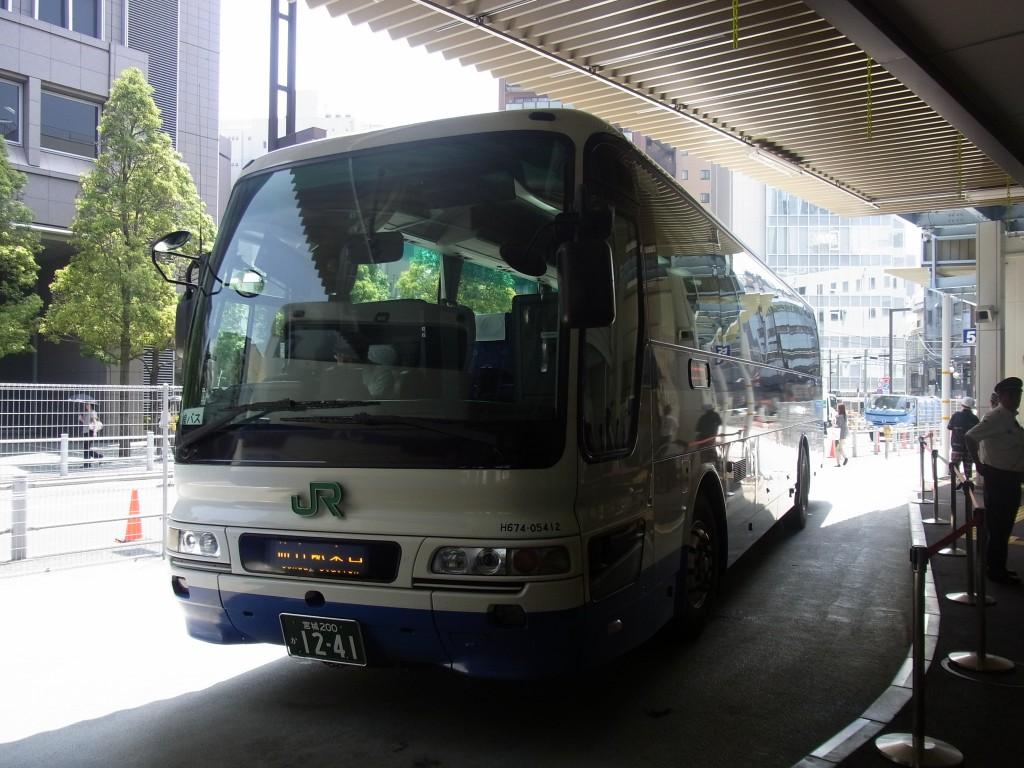 JRバス東北仙台・新宿号