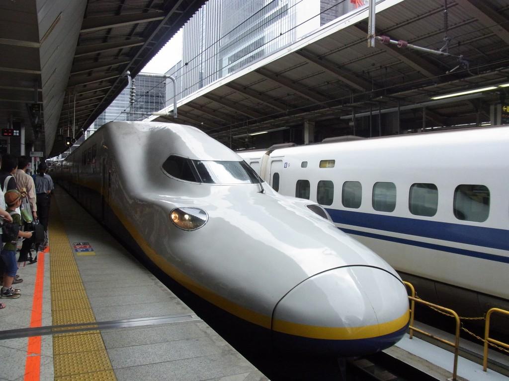 東京駅E4系Maxやまびこ