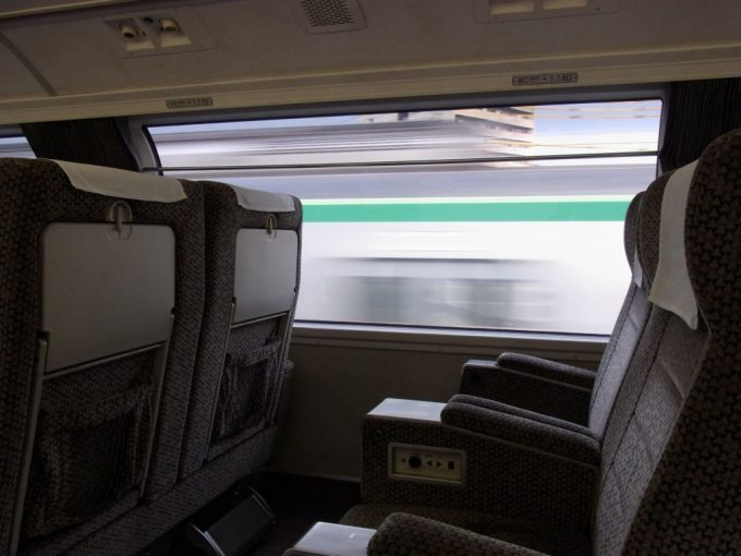 小田急ロマンスカーRSE20000形ダブルデッカー