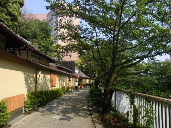 椿山荘、江戸川公園と緑豊かな神田川