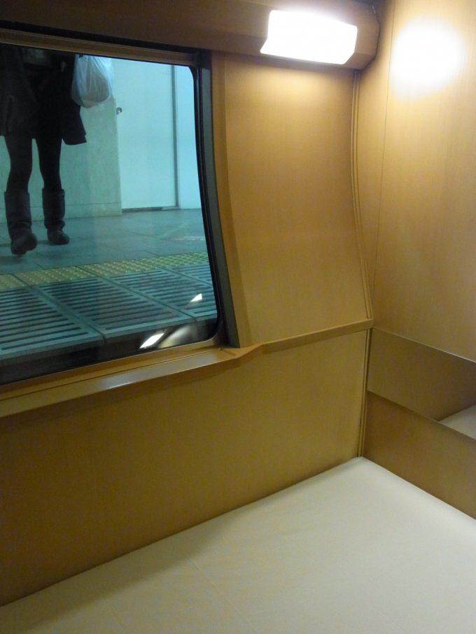 サンライズツイン低い視点の窓