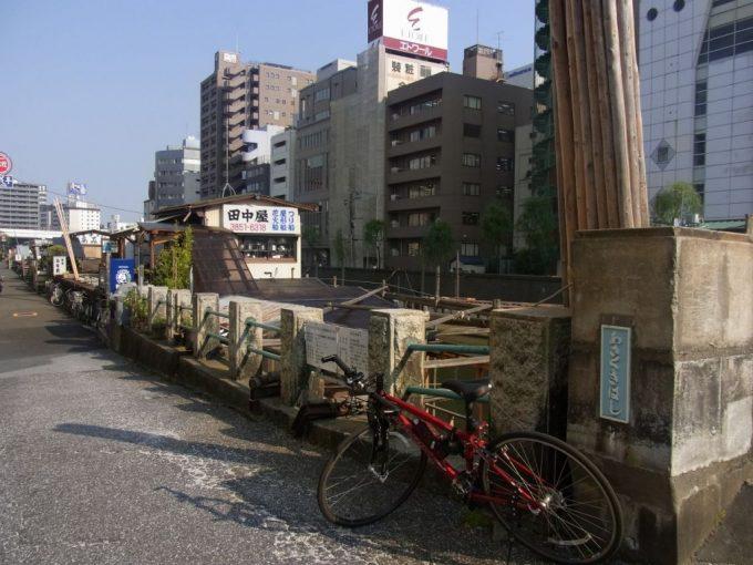 船宿の密集する浅草橋