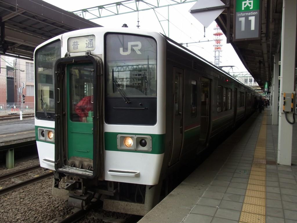 東北本線719系