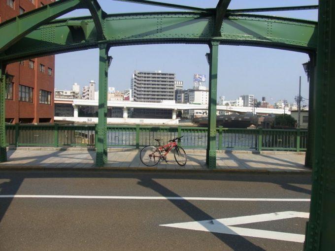 神田川最後の橋柳橋