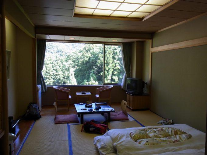 東山パークホテル新風月客室