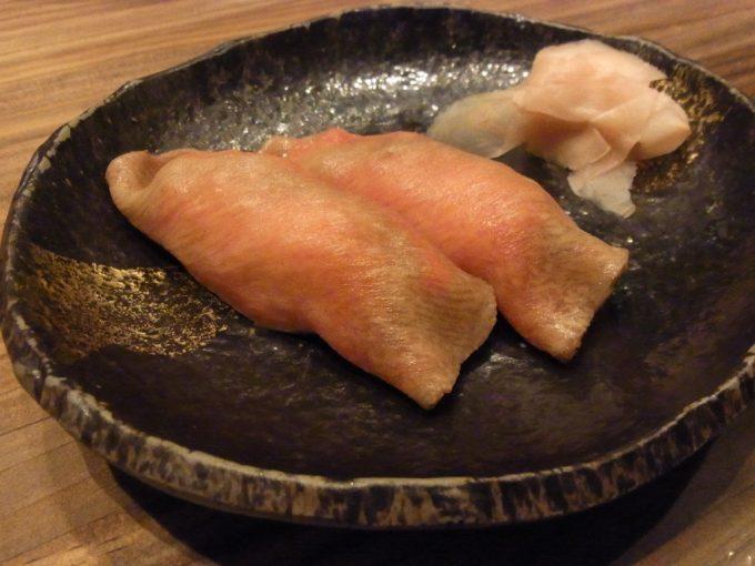 仙台べこ政宗牛たんのお寿司