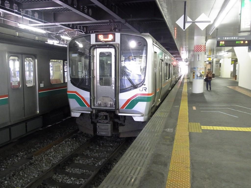 東北本線E721系