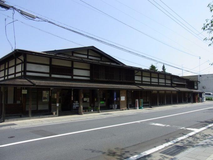 弘前城北門前の歴史ある建物