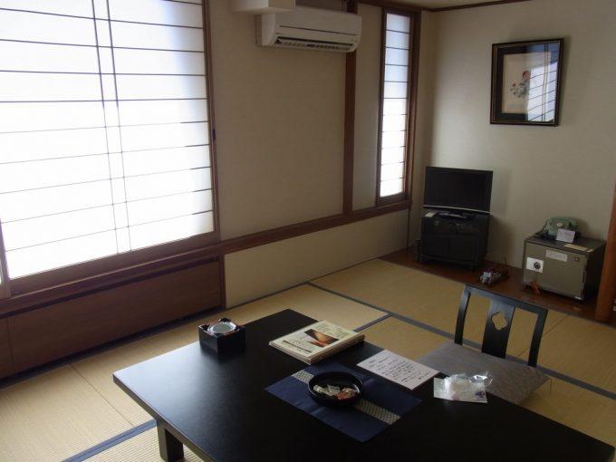 鳴子温泉鳴子ホテル青葉館リニューアル客室