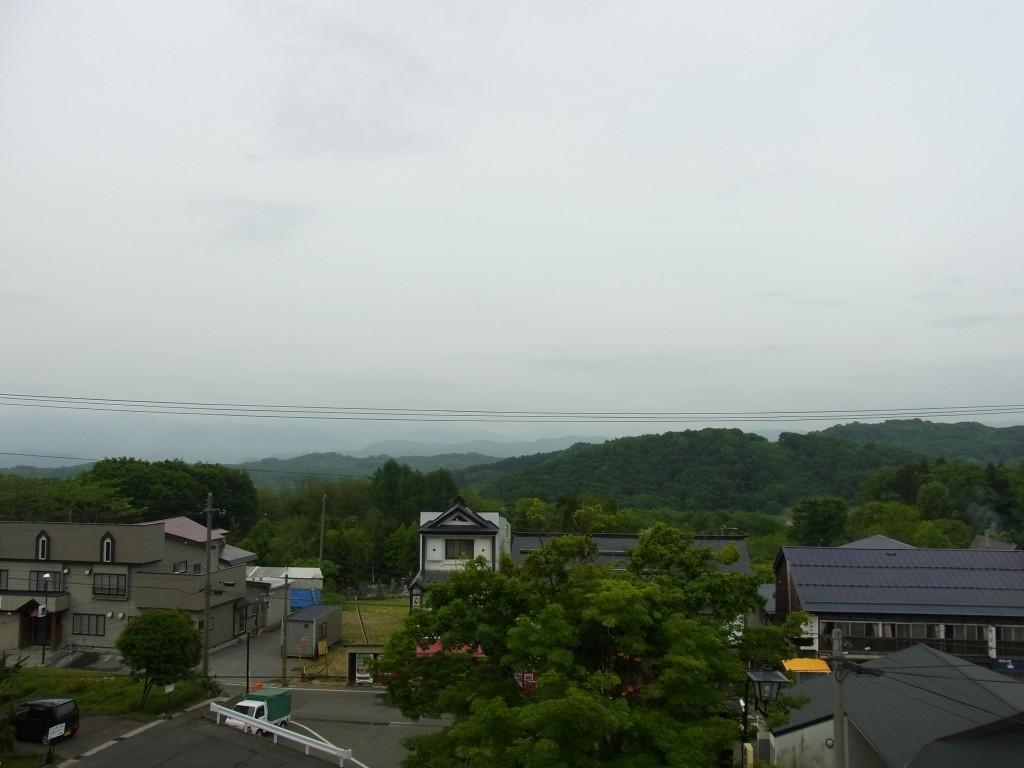 青森嶽温泉小島旅館高原での目覚め