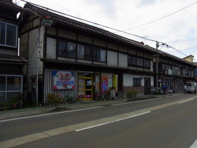 喜多方の古い家