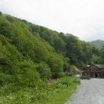 岩手八幡平松川温泉松楓荘川沿いの一軒宿